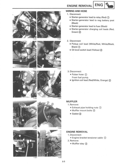 Product picture Yamaha G14 G11 G16 G19 G20 Service Repair Manual