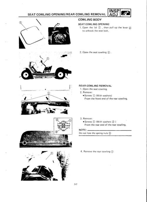 Product picture Yamaha Golf Cart G2&G9 Factory Service Repair Manual